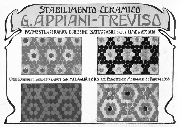 Stabilimento Ceramico G. Appiani - Treviso