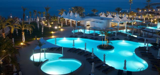 Sunrise Pearl Hotel & Spa, Protaras, Cyprus