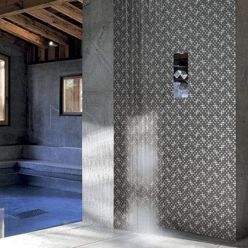 Denim Mosaico in ceramica effetto jeans