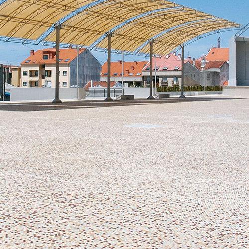 piastrelle Open Space in monopressocottura